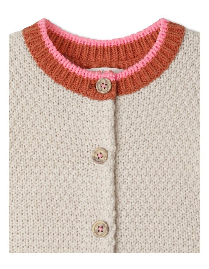 Ginger Chunky Knit Cardigan image 3