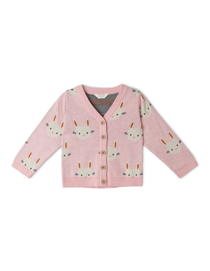 Audrey Organic Knit Cardigan image 1