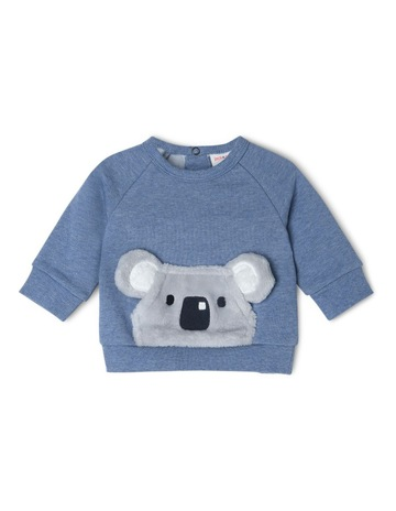 e1d791bb0c9 Jack   Milly Mack Fleece Novelty Sweat Top