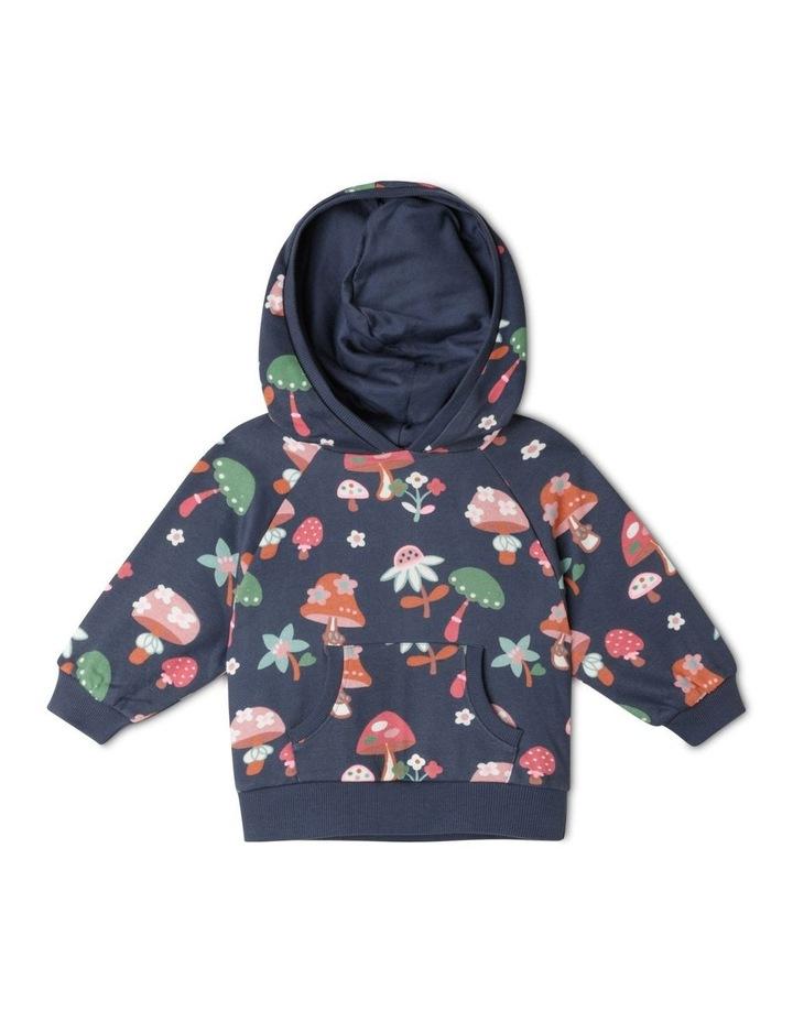 Queenie Organic Fleece Hoodie image 1