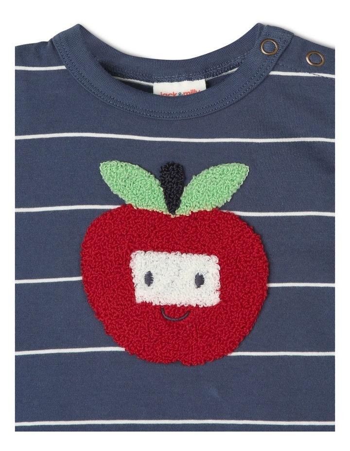 Lenny Short Sleeve Stripe T-Shirt image 2