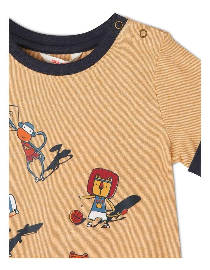 Harry Short Sleeve Tshirt image 3