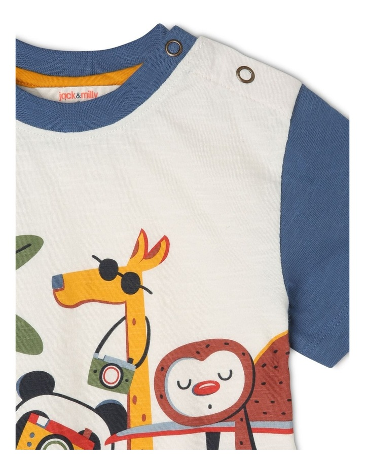 Hugo Short Sleeve Tshirt image 3