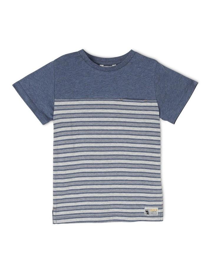 Josh Short Sleeve Stripe T-Shirt image 1