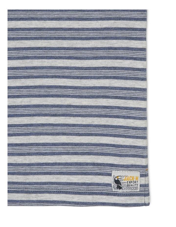 Josh Short Sleeve Stripe T-Shirt image 4