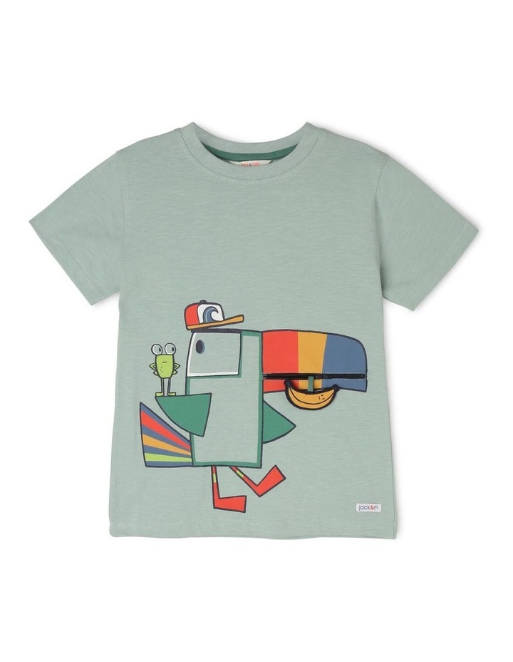 Hugo Short Sleeve Tshirt image 1