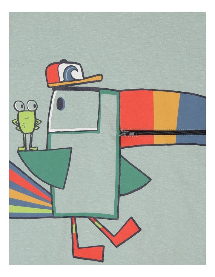 Hugo Short Sleeve Tshirt image 3