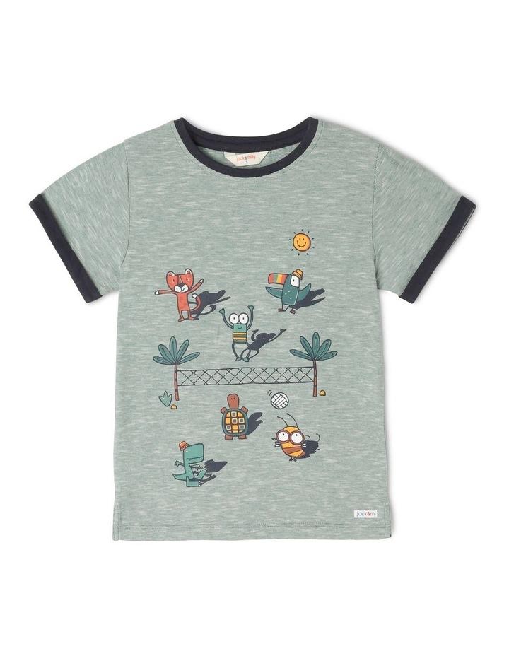Harry Short Sleeve T-Shirt image 1