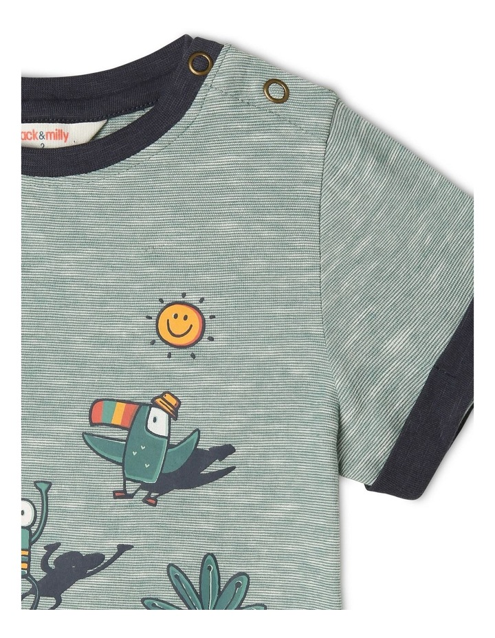 Harry Short Sleeve T-Shirt image 4