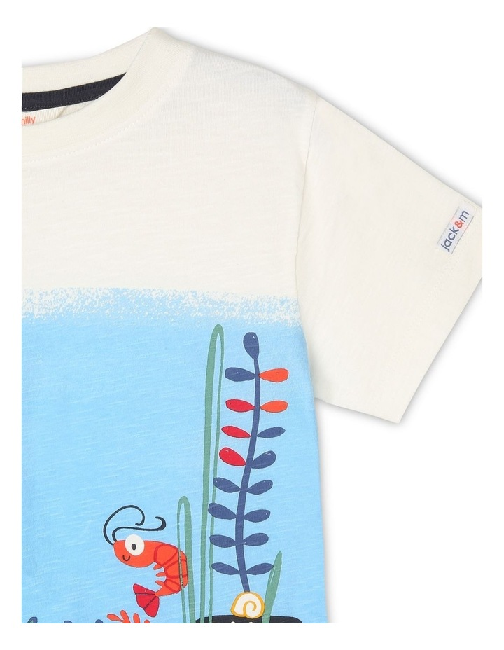 Iron On Patches Short Sleeve T-Shirt image 5