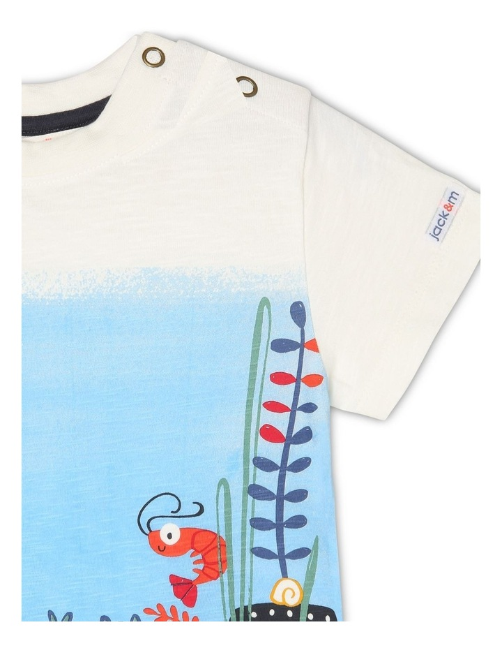 Iron On Patches Short Sleeve T-Shirt image 6