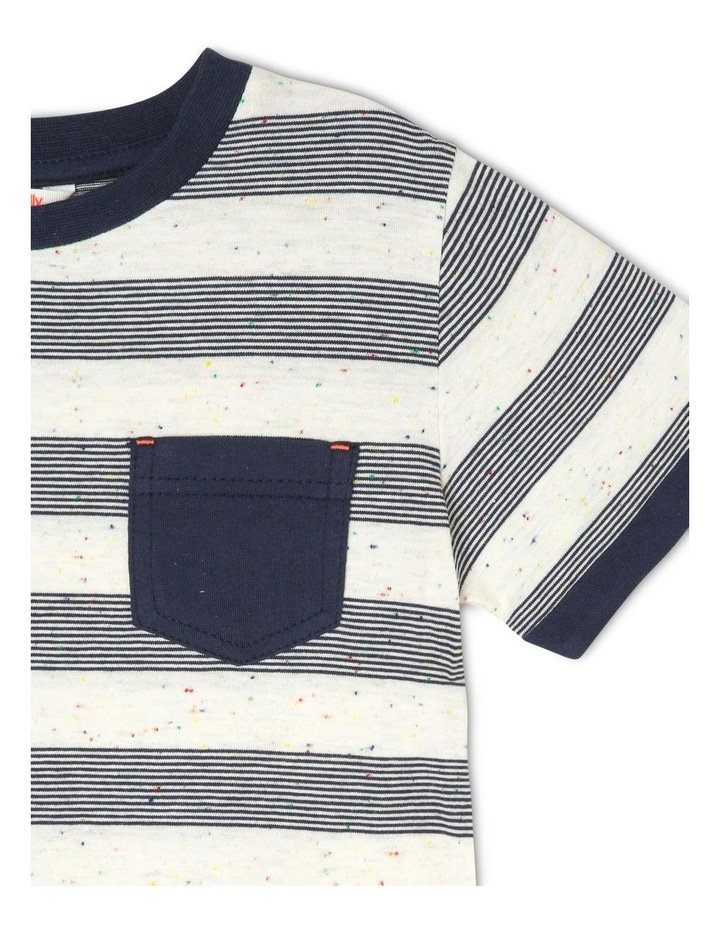 Henry Short-Sleeve Striped T-Shirt image 2