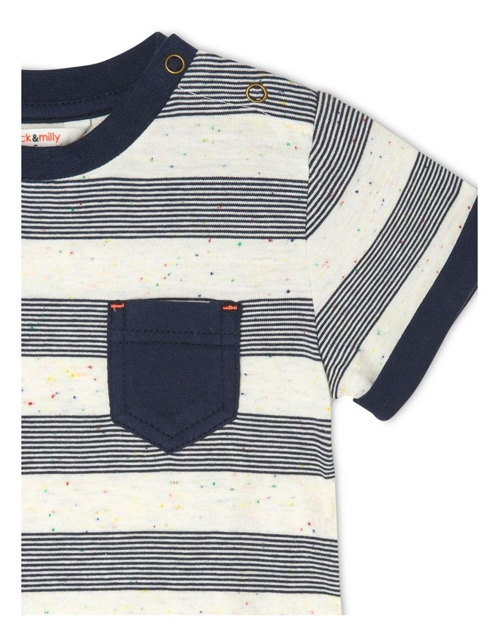 Henry Short-Sleeve Striped T-Shirt image 3