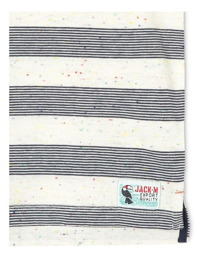 Henry Short-Sleeve Striped T-Shirt image 4