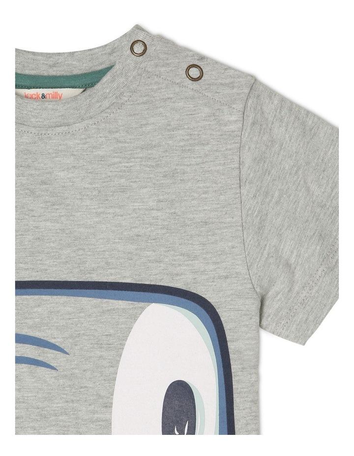 'Hugo' Short-Sleeve T-Shirt - Hammerhead Zip-Mouth image 5