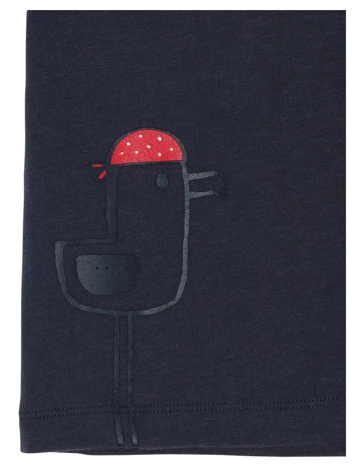 Spencer Short Sleeve Henley T-Shirt image 3