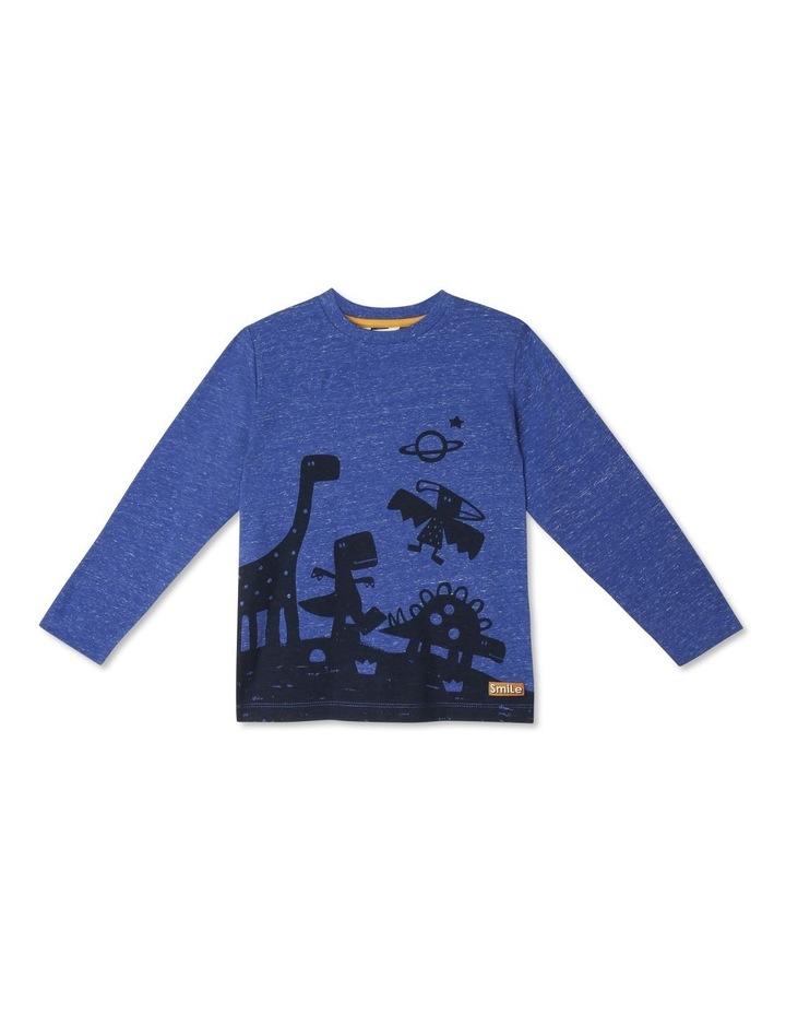 Rocket Long-Sleeve T-Shirt image 1