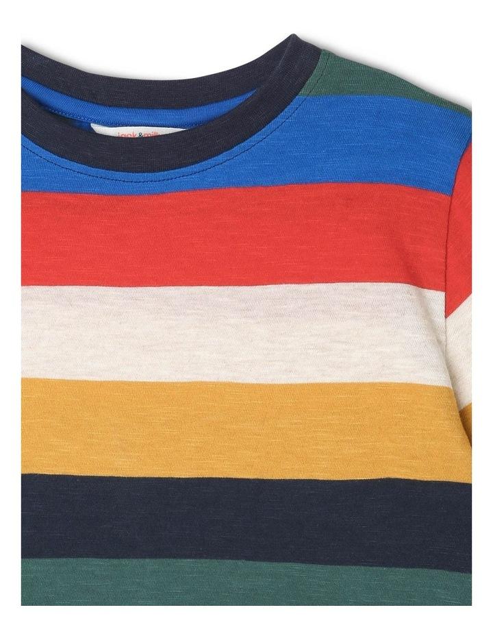 Rocket Long-Sleeve Stripe T-Shirt image 2
