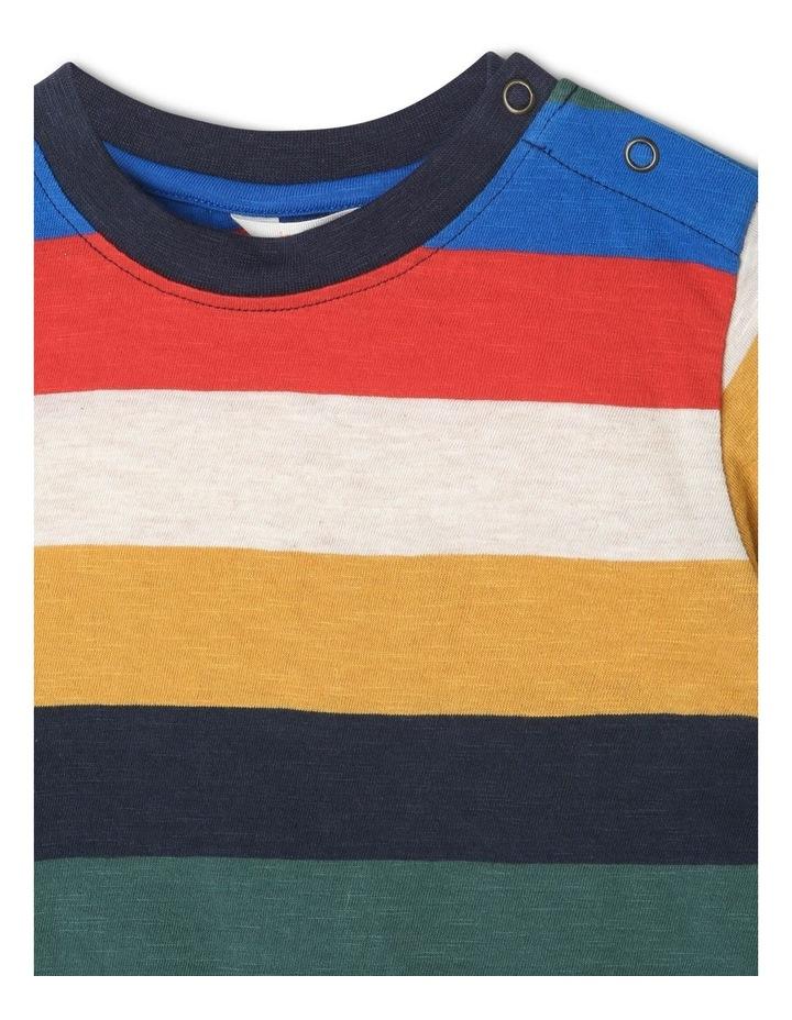 Rocket Long-Sleeve Stripe T-Shirt image 3