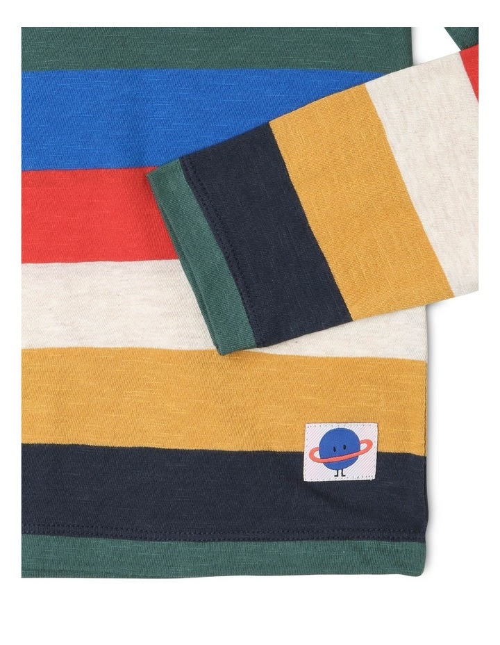 Rocket Long-Sleeve Stripe T-Shirt image 4