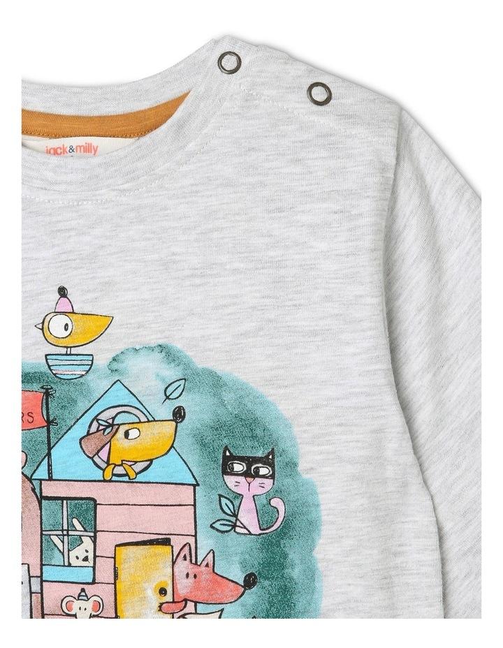 Rocket Long-Sleeve T-Shirt image 4