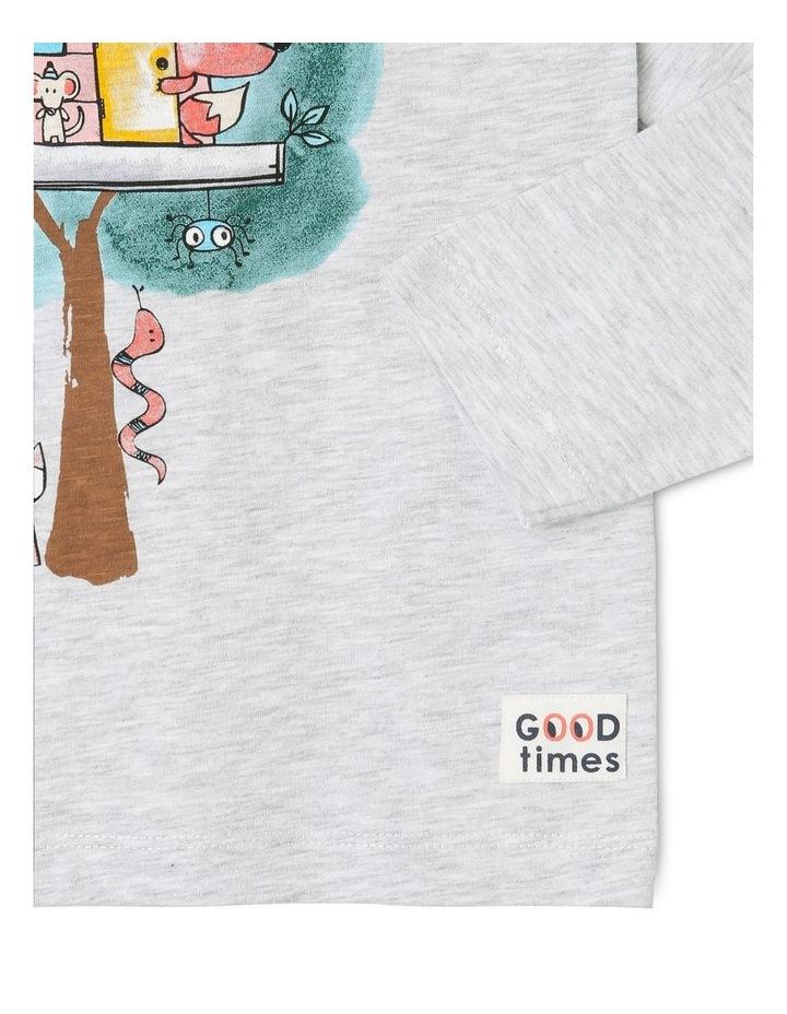 Rocket Long-Sleeve T-Shirt image 5