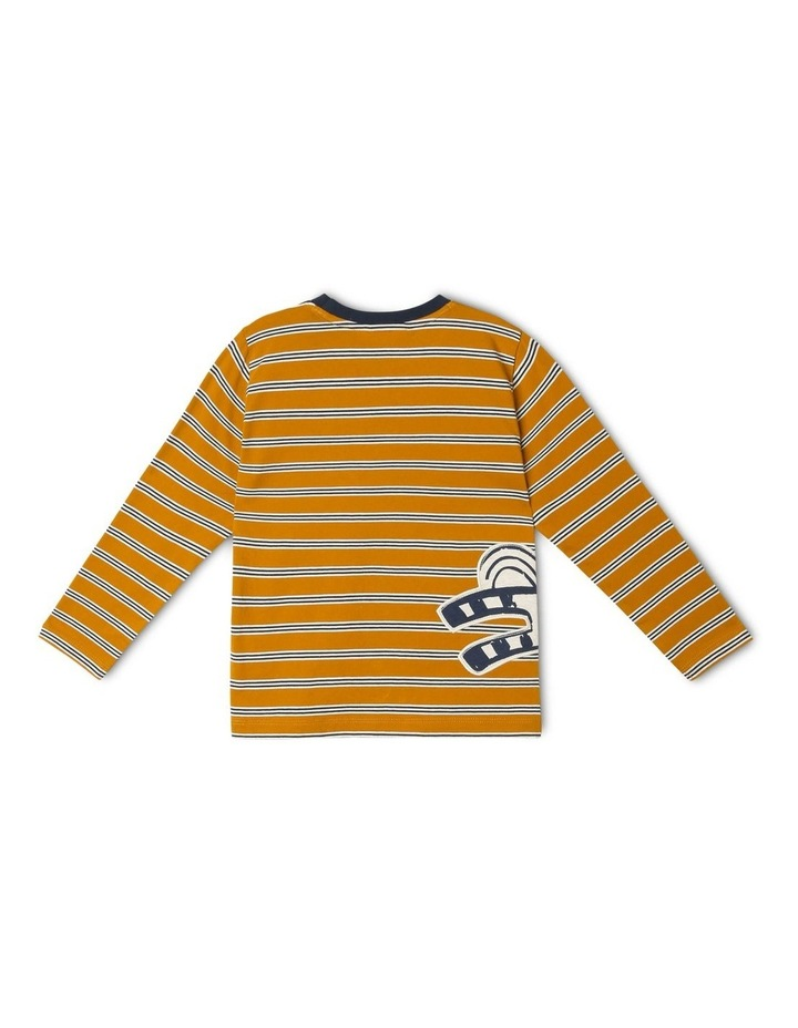 Rocket Long Sleeve Stripe T-Shirt image 2