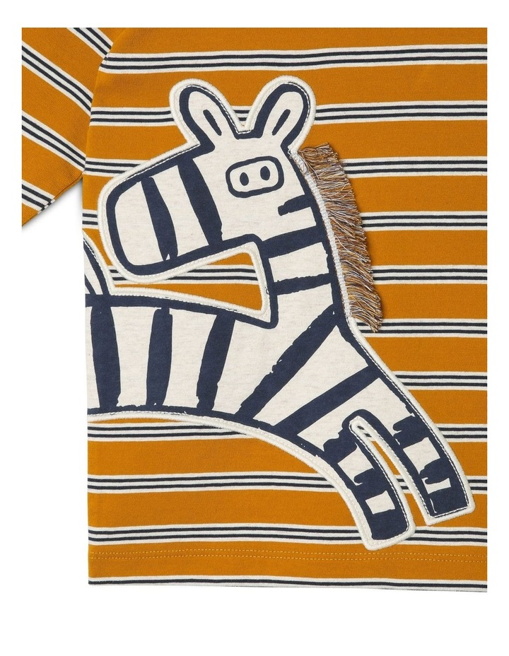 Rocket Long Sleeve Stripe T-Shirt image 5