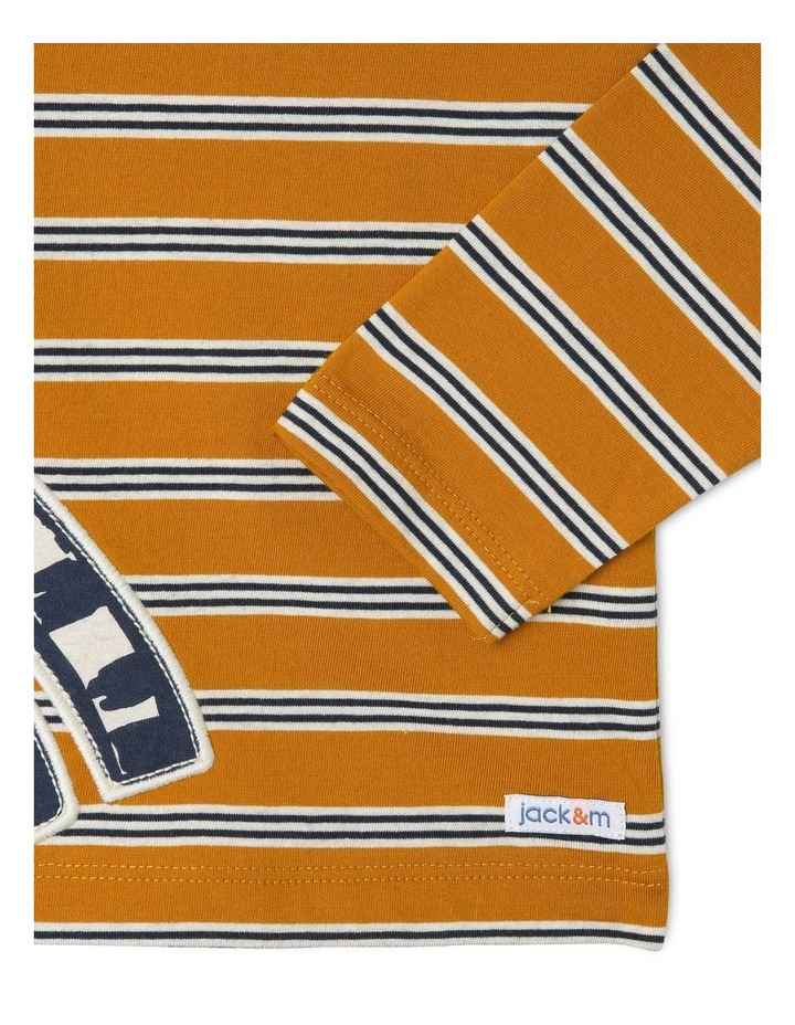 Rocket Long Sleeve Stripe T-Shirt image 6
