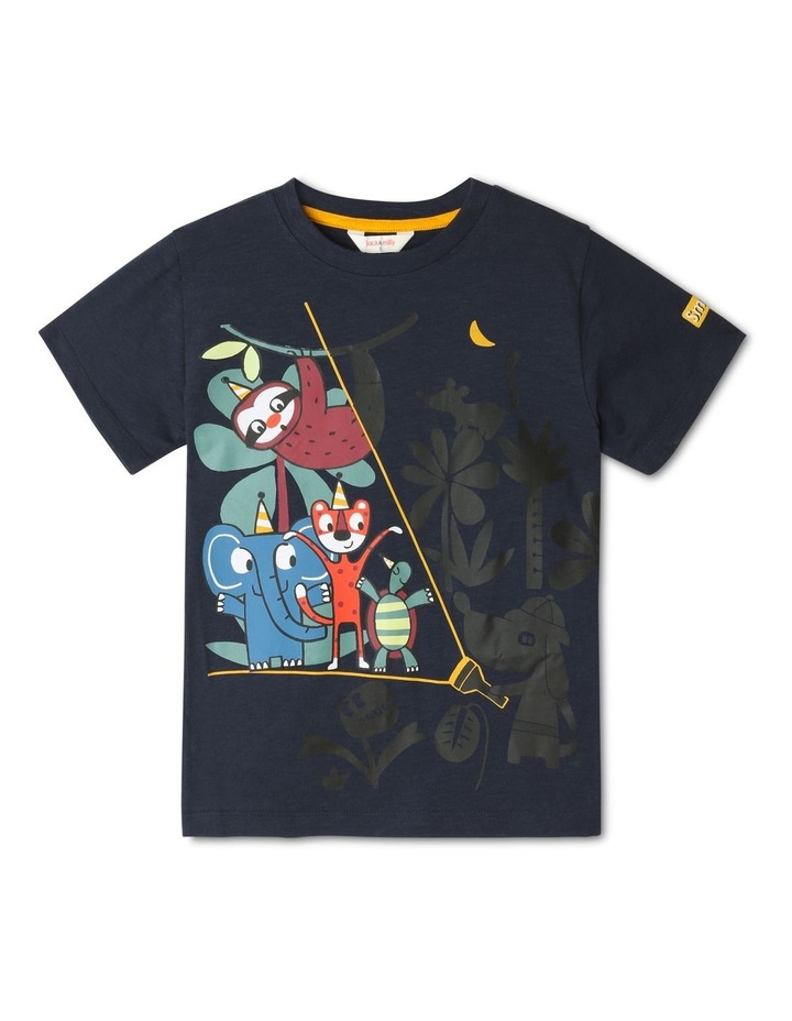 Hugo Short Sleeve T-Shirt image 1