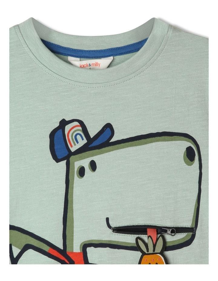 Hugo Short Sleeve T-Shirt image 4
