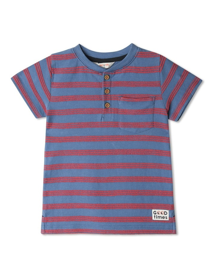 Stanley Knit Henley Shirt image 1