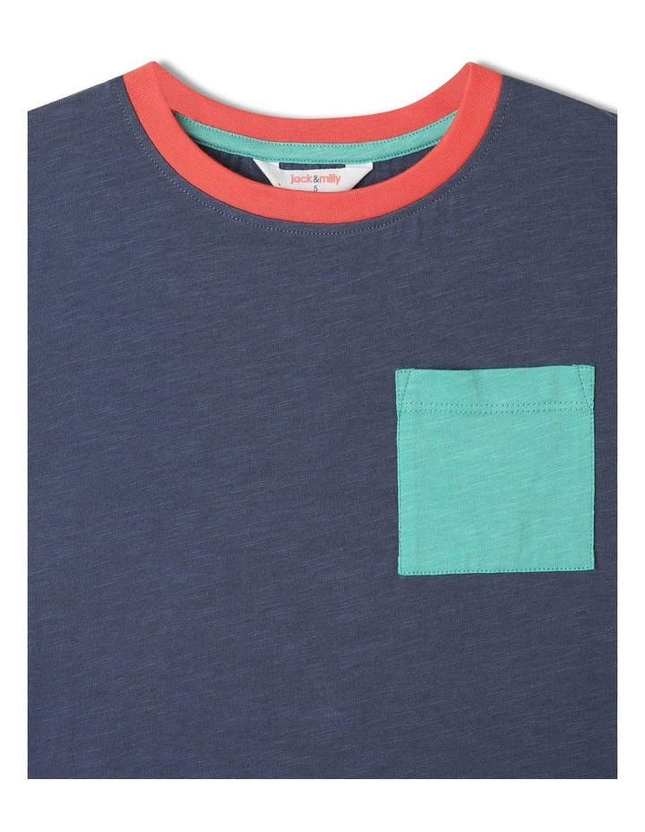 Finn Knit Stripe T-shirt image 2