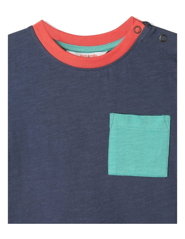 Finn Knit Stripe T-shirt image 3