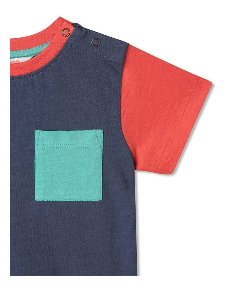 Finn Knit Stripe T-shirt image 5