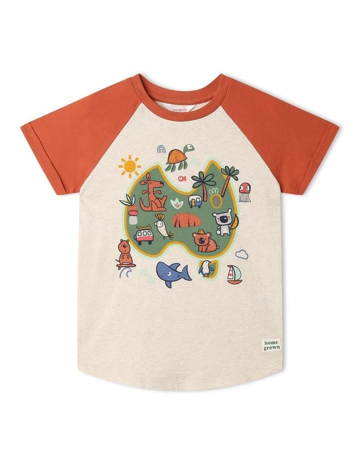 Roy Knit Raglan Shirt image 1