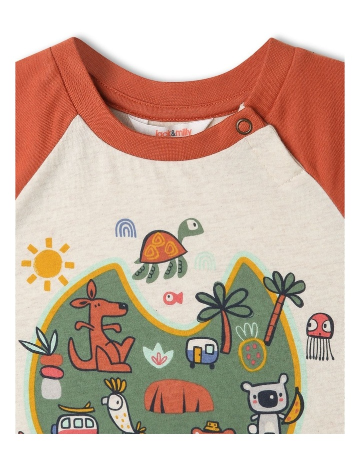 Roy Knit Raglan Shirt image 3