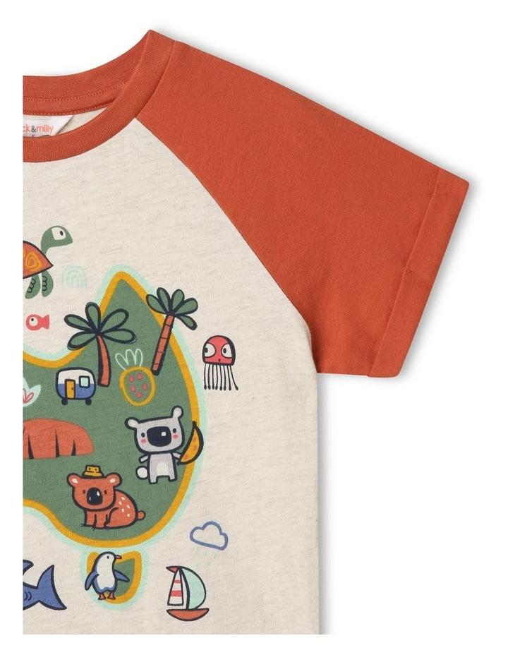 Roy Knit Raglan Shirt image 4