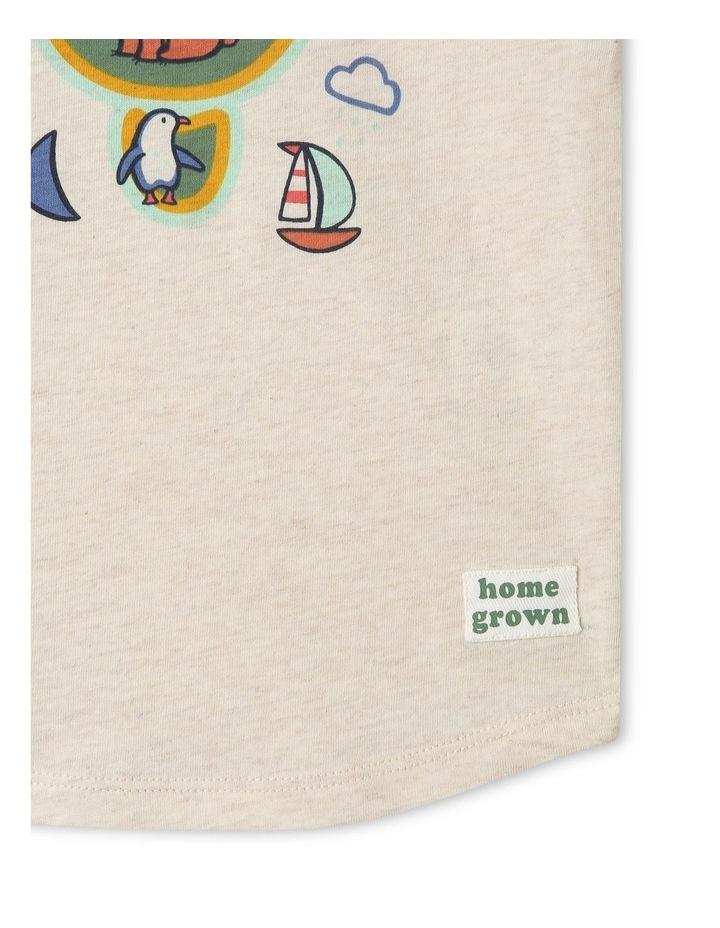 Roy Knit Raglan Shirt image 5