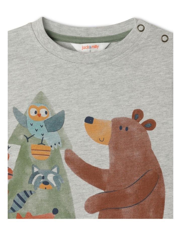 Rocket Organic T-Shirt image 4
