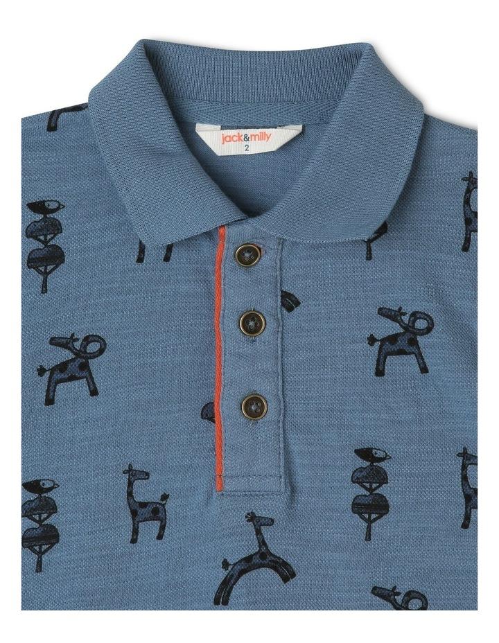 Floyd Short Sleeve Polo Tee image 2