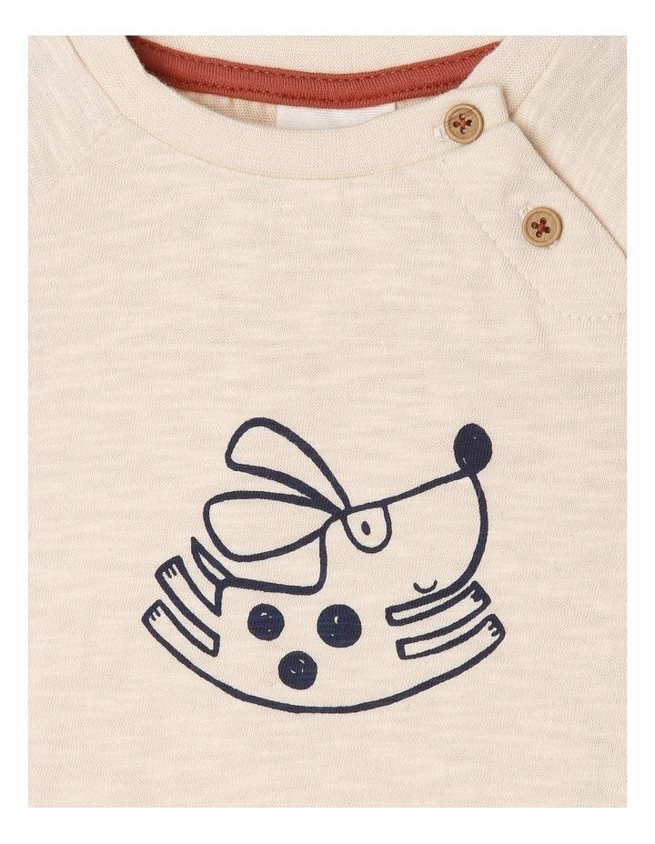 Freddie Long-Sleeve Knit T-Shirt image 2