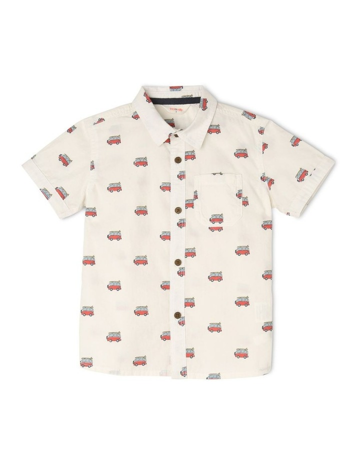 Dave Short Sleeve Woven Shirt image 1