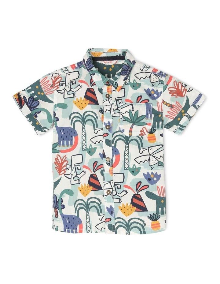 Dave Short-Sleeve Woven Shirt image 1