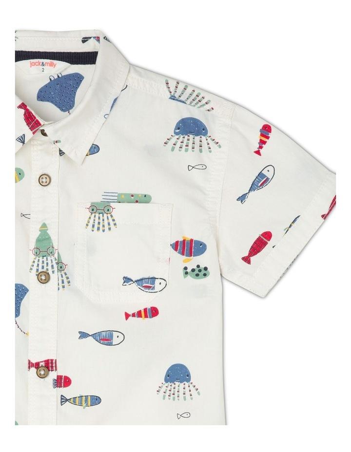 Dave Short Sleeve Woven Shirt image 2