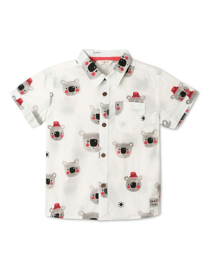 Dave Short-Sleeve Shirt image 1