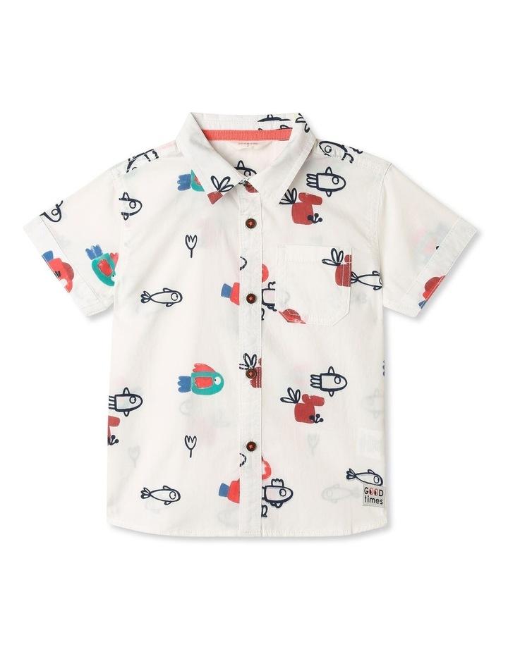 Dave Short Sleeve Shirt image 1