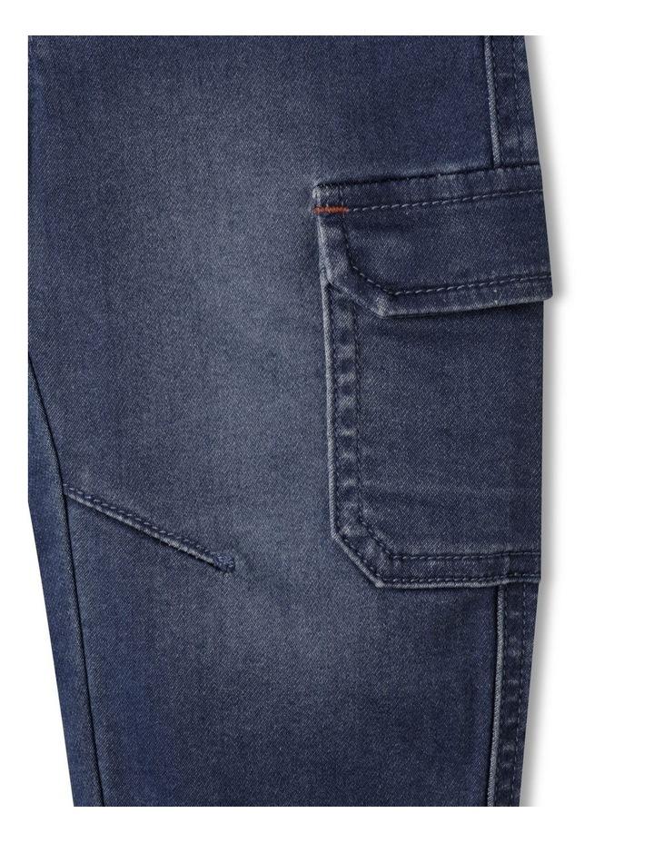 Bob Knit Denim Pants image 3