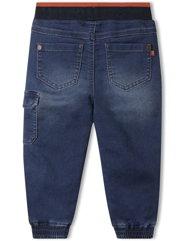 Bob Knit Denim Pants image 4