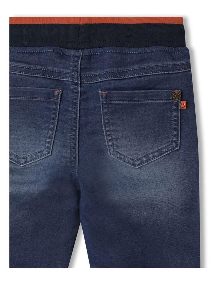 Bob Knit Denim Pants image 5